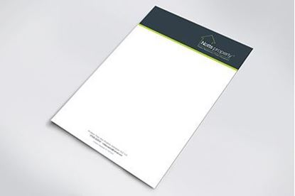 Picture of Full Colour Letterheads