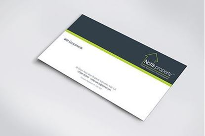 Picture of Full Colour Compliment Slips
